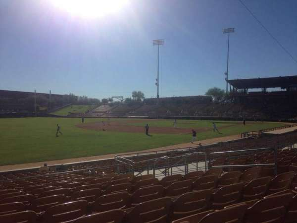 Camelback Ranch, section: 128, row: 9, seat: 9