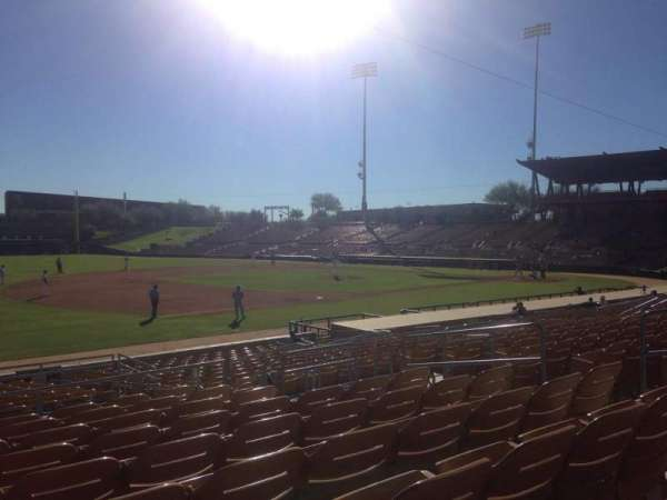 Camelback Ranch, section: 126, row: 9, seat: 9