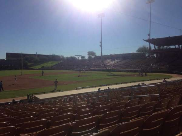Camelback Ranch, section: 125, row: 9, seat: 9