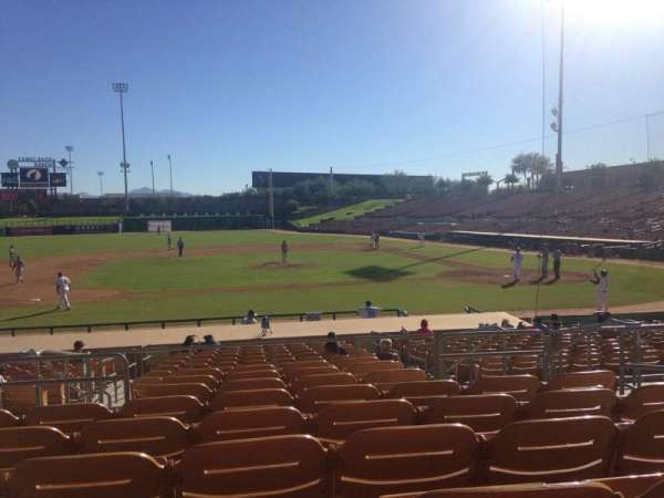 Camelback Ranch, section: 122, row: 9, seat: 5