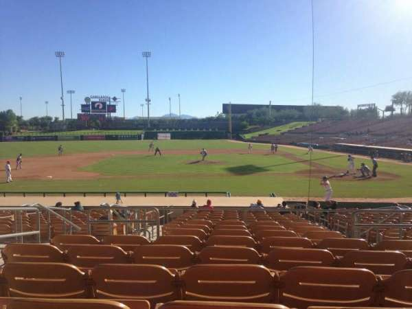 Camelback Ranch, section: 120, row: 9, seat: 5