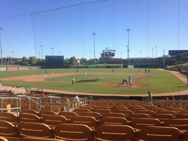 Camelback Ranch, section: 117, row: 9, seat: 7