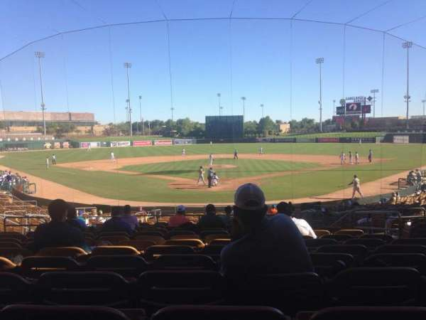 Camelback Ranch, section: 115, row: 13, seat: 6