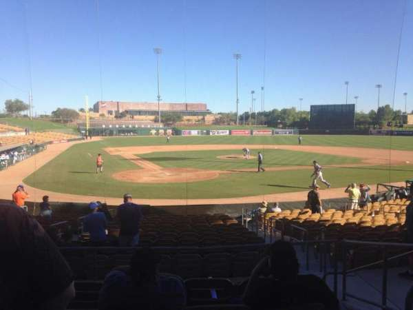 Camelback Ranch, section: 113, row: 6, seat: 5