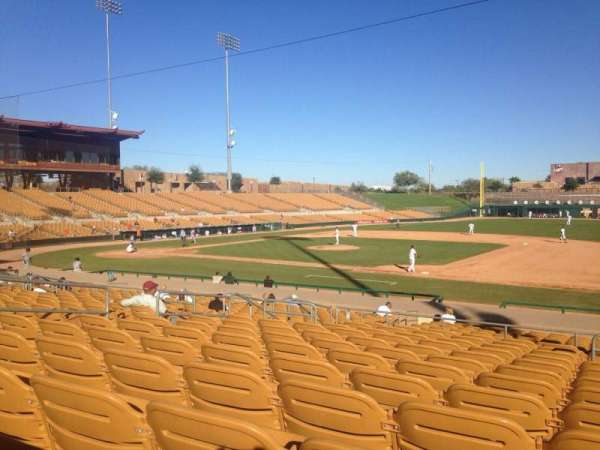 Camelback Ranch, section: 106, row: 12, seat: 2