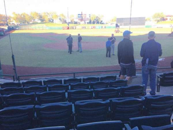 Scottsdale Stadium, section: 104, row: WC, seat: 3