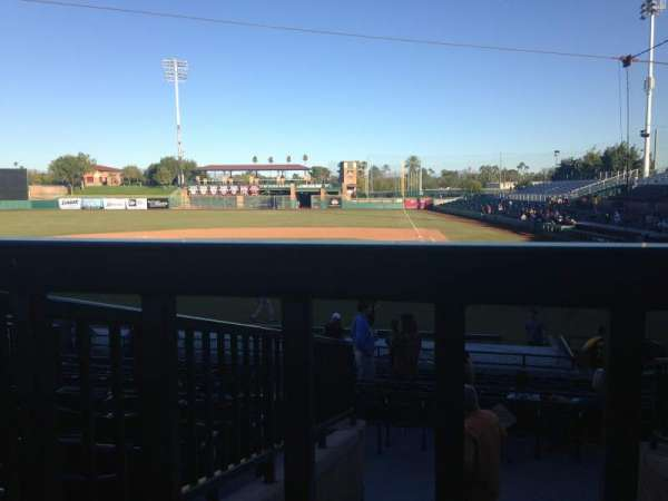 Scottsdale Stadium, section: 305, row: 1, seat: 15