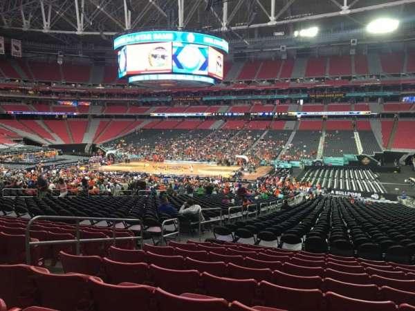 State Farm Stadium, section: 105, row: 35, seat: 13