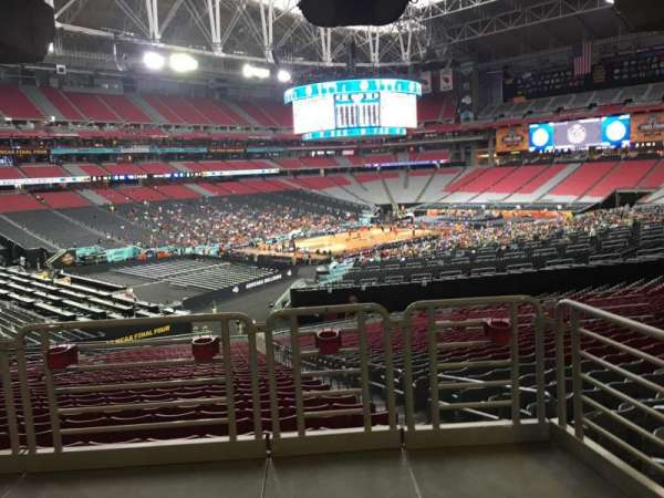 State Farm Stadium, section: 136, row: WC, seat: 2