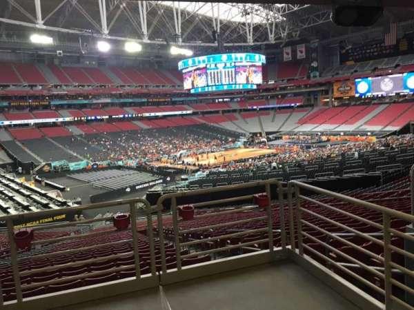 State Farm Stadium, section: 135, row: WC, seat: 18