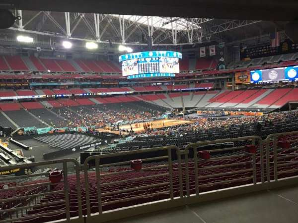 State Farm Stadium, section: 135, row: WC, seat: 13