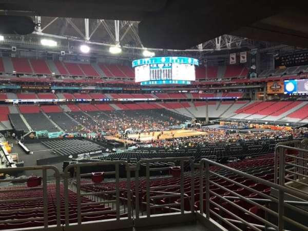 State Farm Stadium, section: 135, row: WC, seat: 2