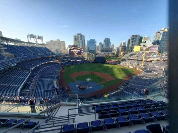 PETCO Park, section: 303, row: 13, seat: 2