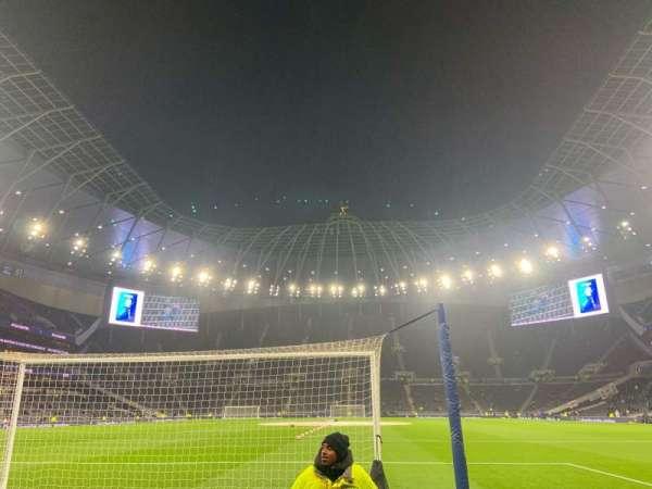 Tottenham Hotspur Stadium, section: 112, row: 3, seat: 362