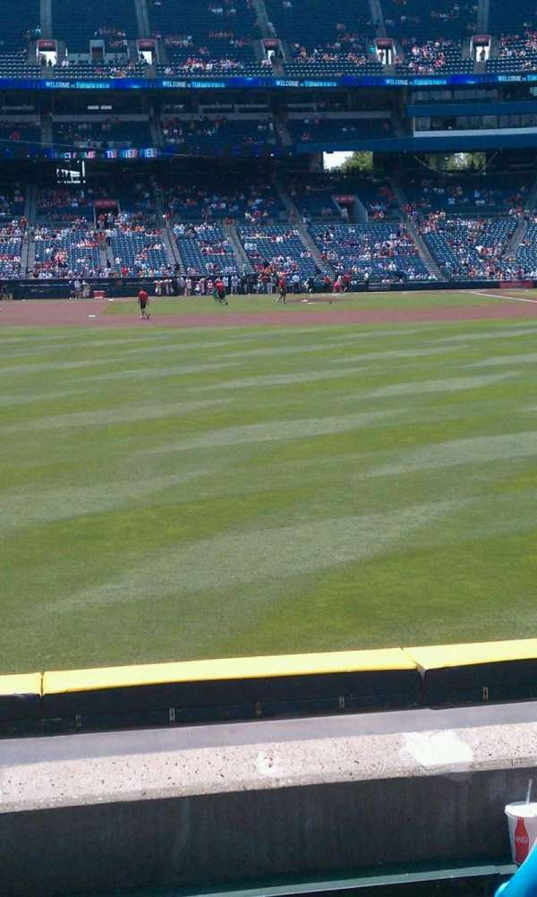 Turner Field, section: 138, row: 16, seat: 4