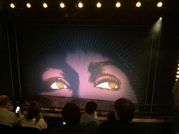 Lunt-Fontanne Theatre, section: Mezzanine C, row: D, seat: 114