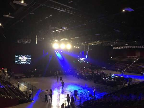 Hard Rock Live at Etess Arena, section: 311, row: G, seat: 11