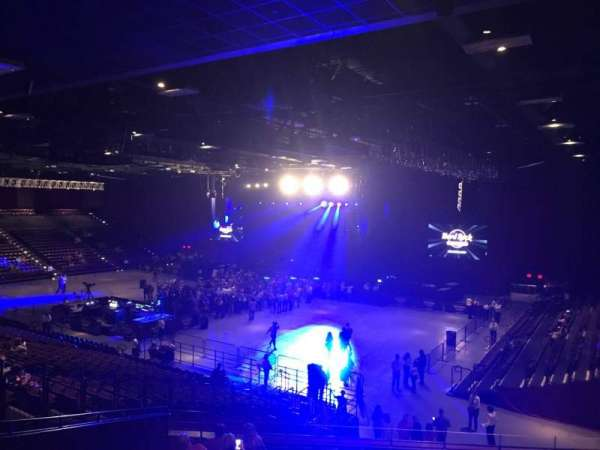 Hard Rock Live at Etess Arena, section: 304, row: I, seat: 31