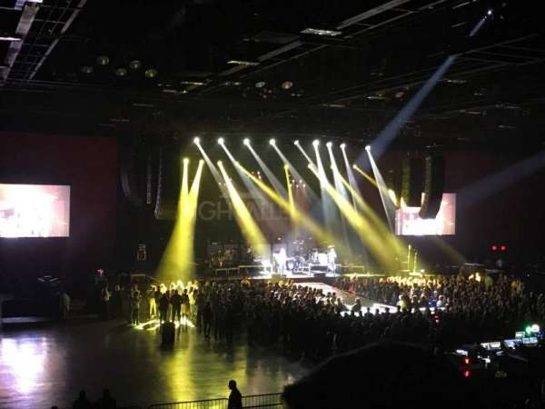 Hard Rock Live at Etess Arena, section: 210, row: T, seat: 6