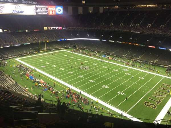 Mercedes-Benz Superdome, section: 608, row: 19, seat: 13