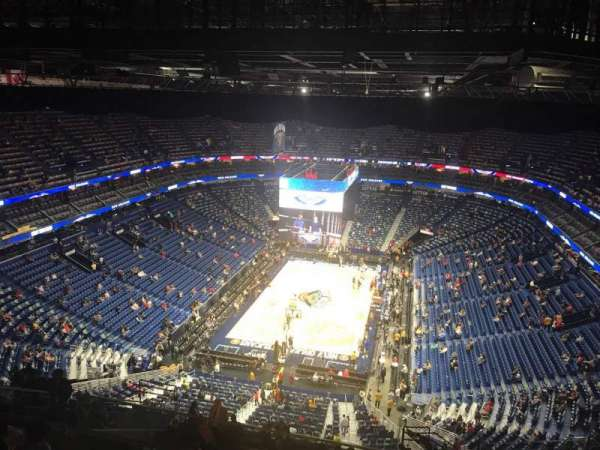 Smoothie King Center, section: 323, row: 19, seat: 2