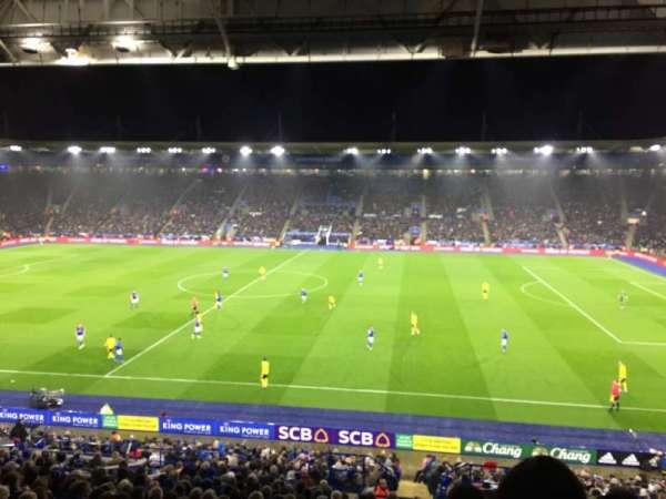 King Power Stadium, section: J3, row: HH, seat: 266