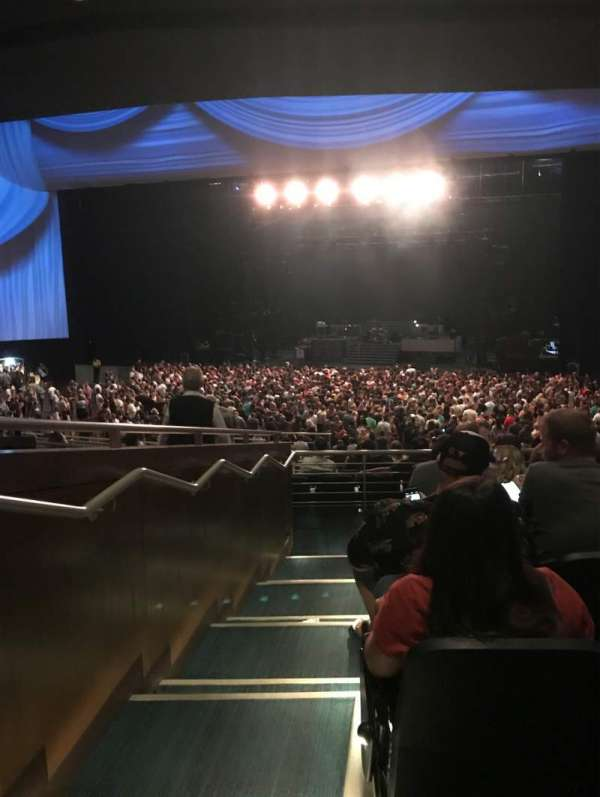 Park Theater at Park MGM, section: 303, row: N, seat: 26