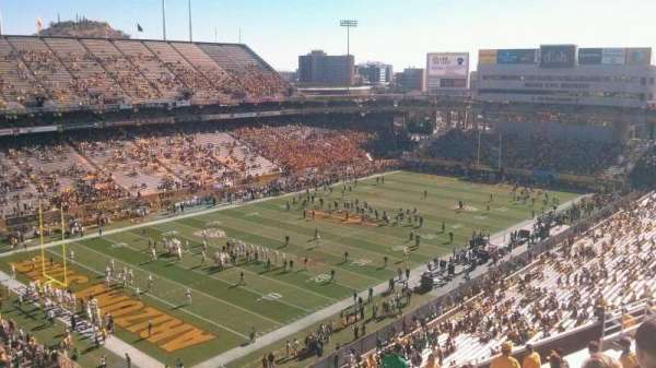 Sun Devil Stadium, section: 215, row: 18, seat: 14