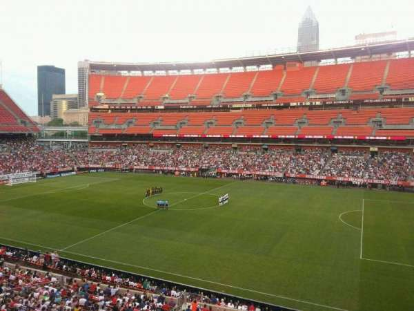 FirstEnergy Stadium, section: 336, row: 1, seat: 18
