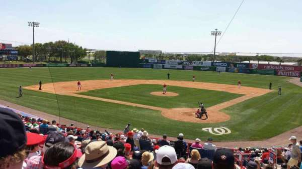 USSSA Space Coast Complex, section: 209, row: 18, seat: 4