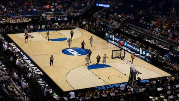 Amway Center, section: 111A, row: 33, seat: 31