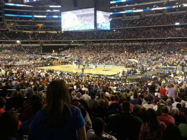 AT&T Stadium, section: C132, row: QQ, seat: 6