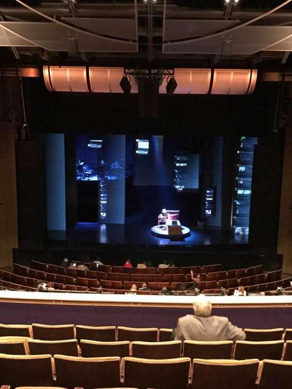 Ahmanson Theatre, section: Mezzanine, row: G, seat: 24