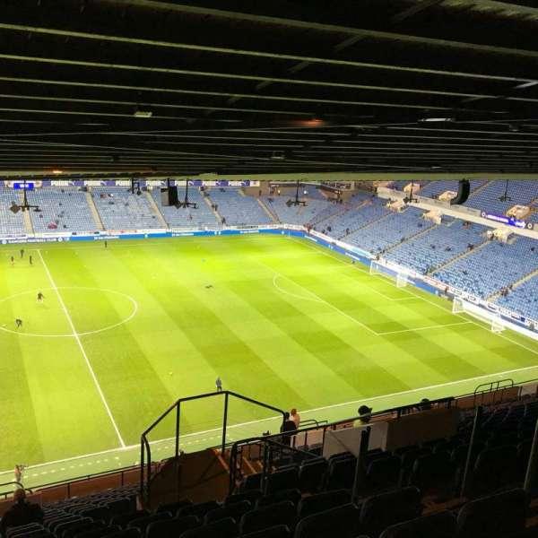 Ibrox Stadium, section: CD4, row: Y, seat: 0184
