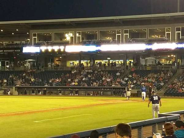 ONEOK Field, section: 116, row: G, seat: 8