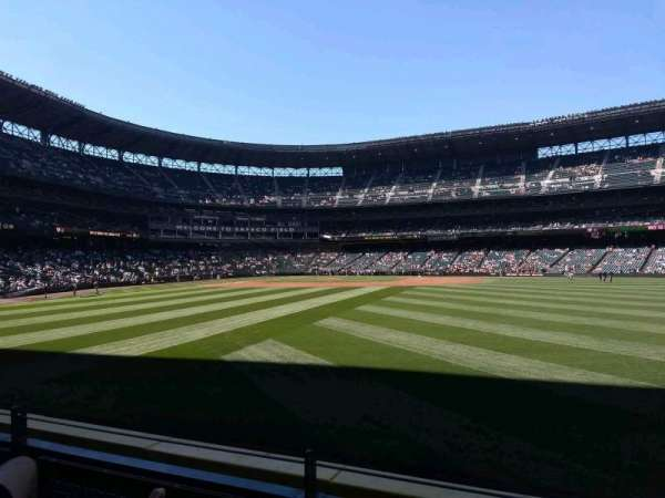 Safeco Field, section: 106, row: 24, seat: 16