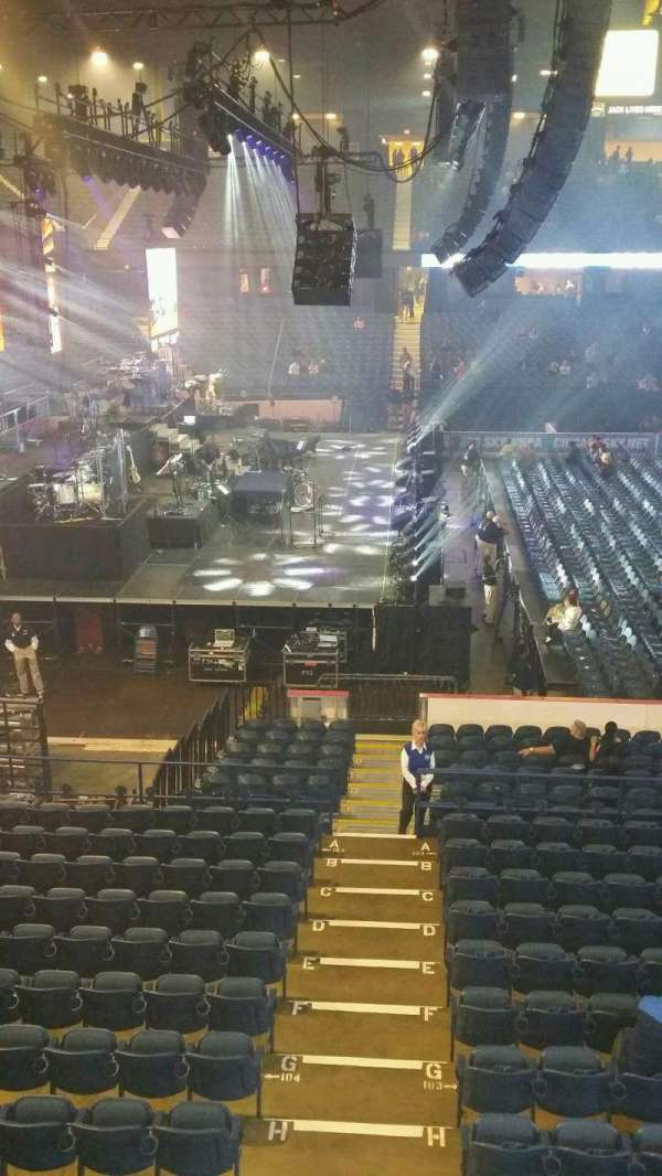 Allstate Arena, section: 203, row: A, seat: 31