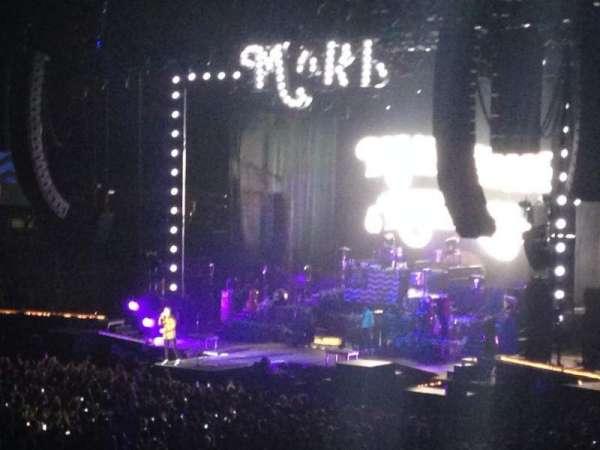 Staples Center, section: PR6, row: 1, seat: 8