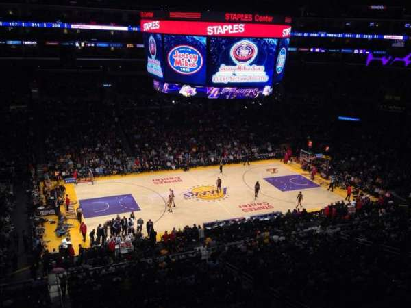 Staples Center, section: Suite C15, row: GA, seat: GA