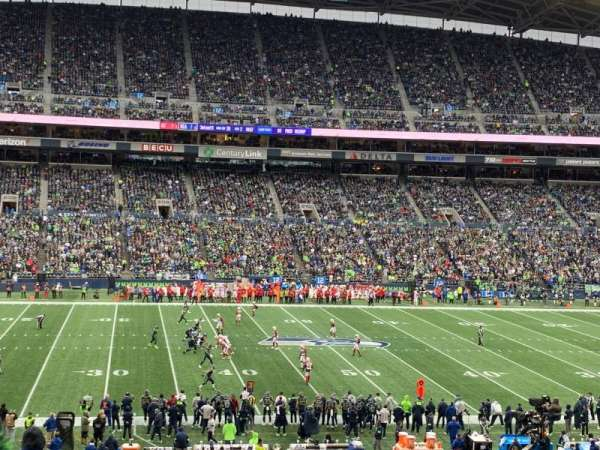 CenturyLink Field, section: 236, row: P, seat: 16