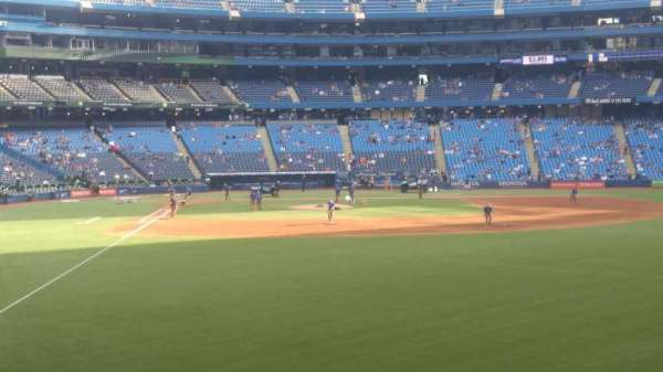 Rogers Centre, section: 108r, row: 2, seat: 12