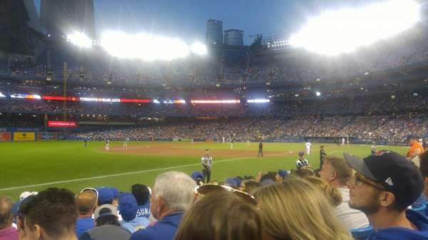 Rogers Centre, section: 130br, row: 9, seat: 5