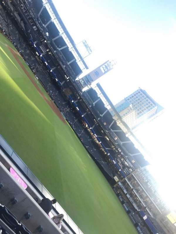 PETCO Park, section: 131, row: 5D, seat: 3