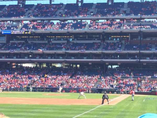 Citizens Bank Park, section: 138, row: 12, seat: 17