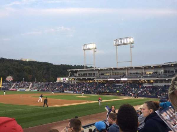 PNC Field, section: 29, row: 7, seat: 12