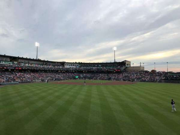 Coca-Cola Park, section: bacon, row: A, seat: 69
