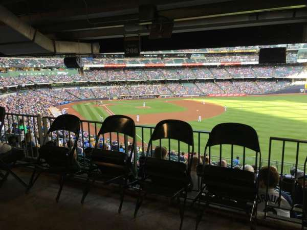 Miller Park, section: 206, row: Standing Room, seat: Standing Room
