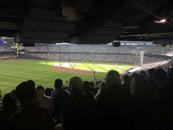 Miller Park, section: 231, row: SRO, seat: SRO