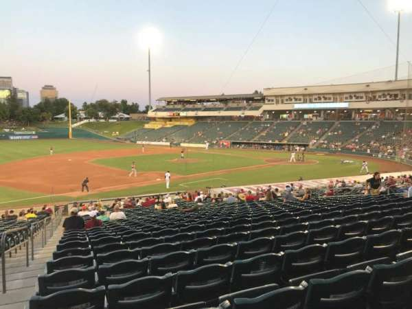 Sutter Health Park, section: 120, row: 29, seat: 21