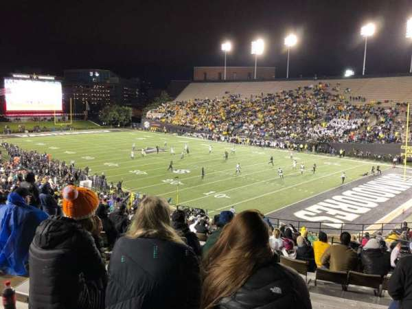 Vanderbilt Stadium, section: I, row: 31, seat: 23